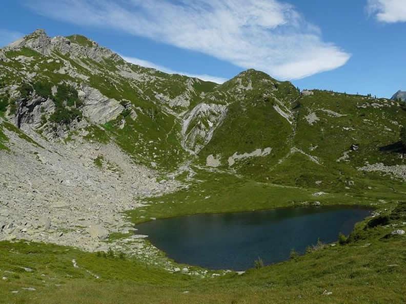 Image 0 - Le Val Onsernone / Lac de la Cavegna