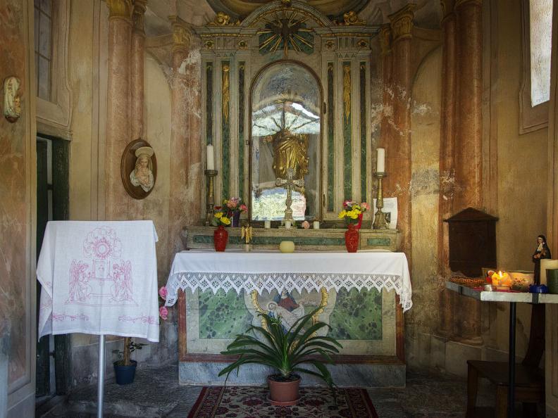Image 2 - Church of S. Giuseppe - Fusnengo
