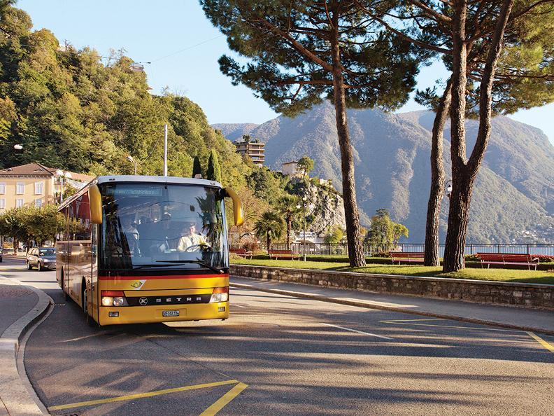 Image 0 - Palm Express: St.Moritz - Lugano