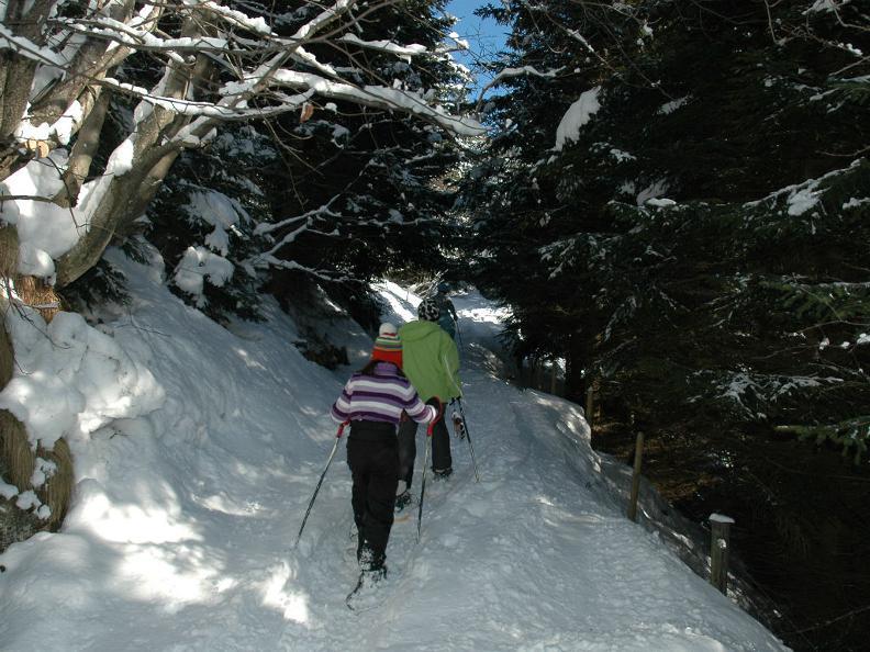 Image 3 - Winter Wanderweg Altanca - Brugnasco