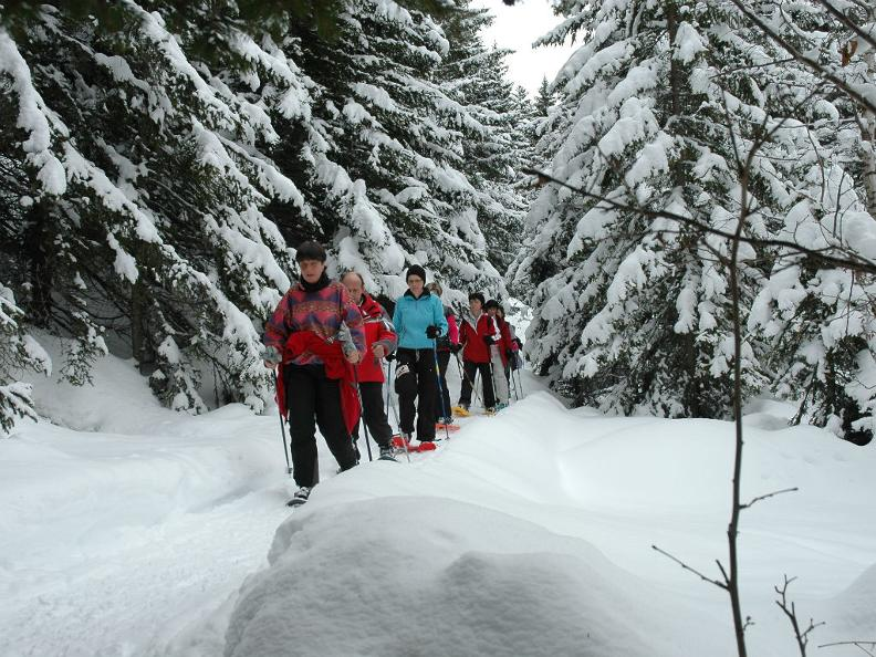 Image 2 - Winter Wanderweg Altanca - Brugnasco