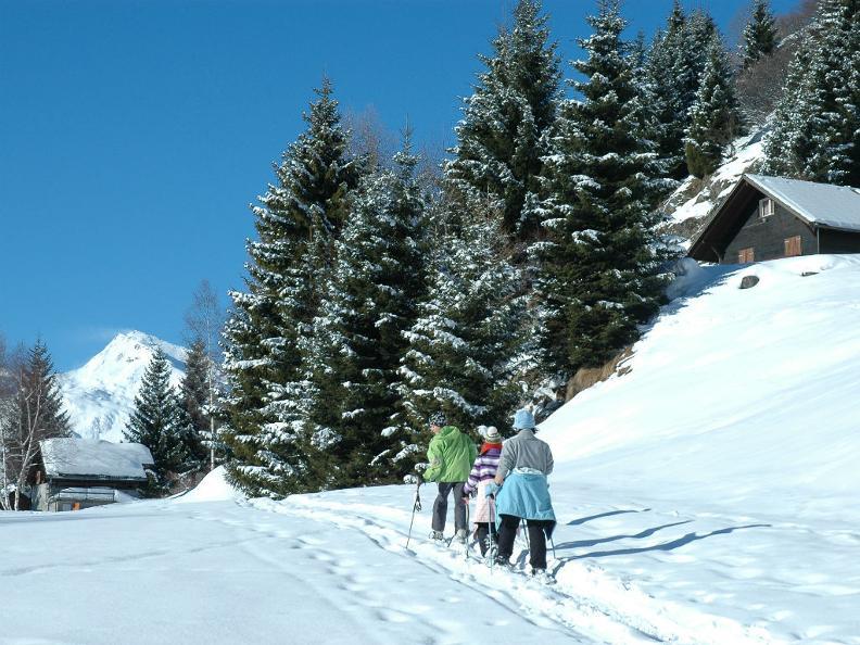 Image 0 - Winter Wanderweg Altanca - Brugnasco