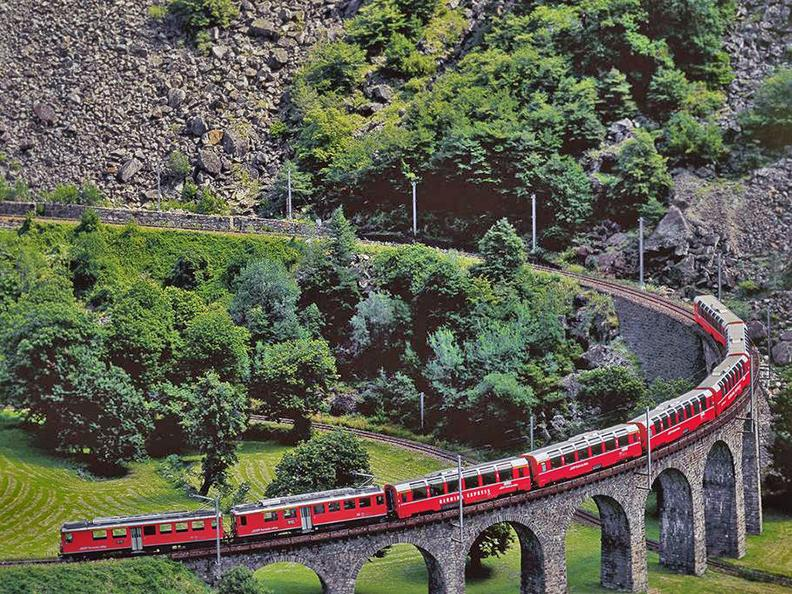 Image 2 - Bernina Express