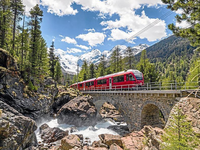 Image 0 - Bernina Express