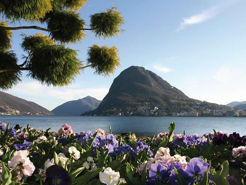 Image 0 - Lugano, swiss mediterranean style