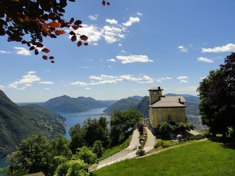 Image 3 - Lugano, swiss mediterranean style