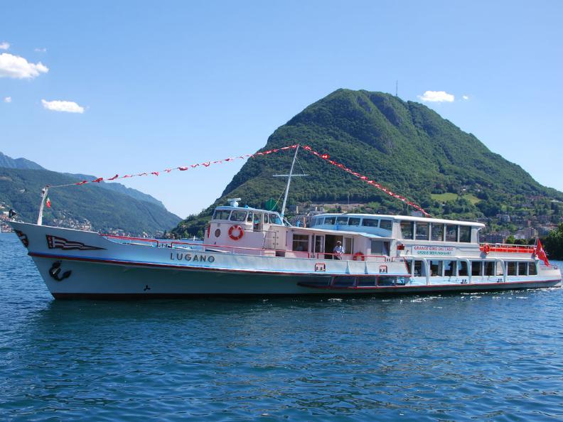 Image 5 - Lugano, swiss mediterranean style