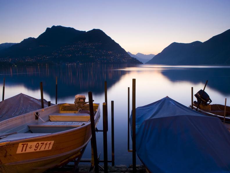 Image 4 - Lugano, swiss mediterranean style