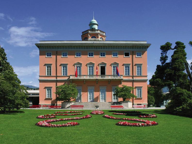Image 1 - Lugano, swiss mediterranean style