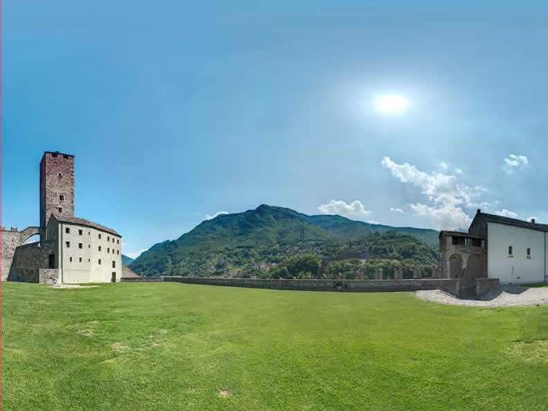 Image 1 - Bellinzona: the city of Castles