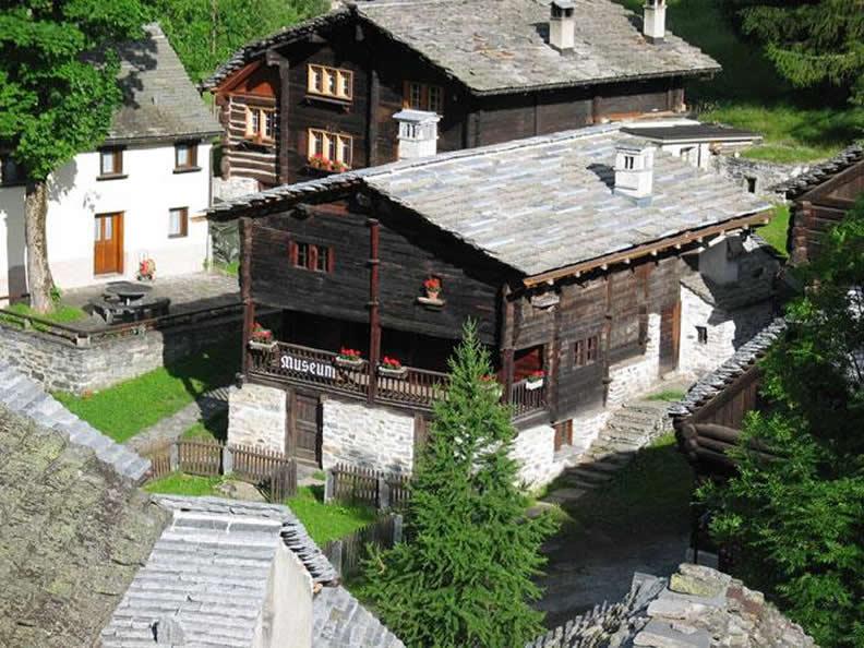 Image 1 - Bosco Gurin, le village Walser