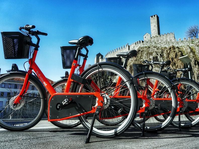 Image 0 - E-bike sharing nel Bellinzonese