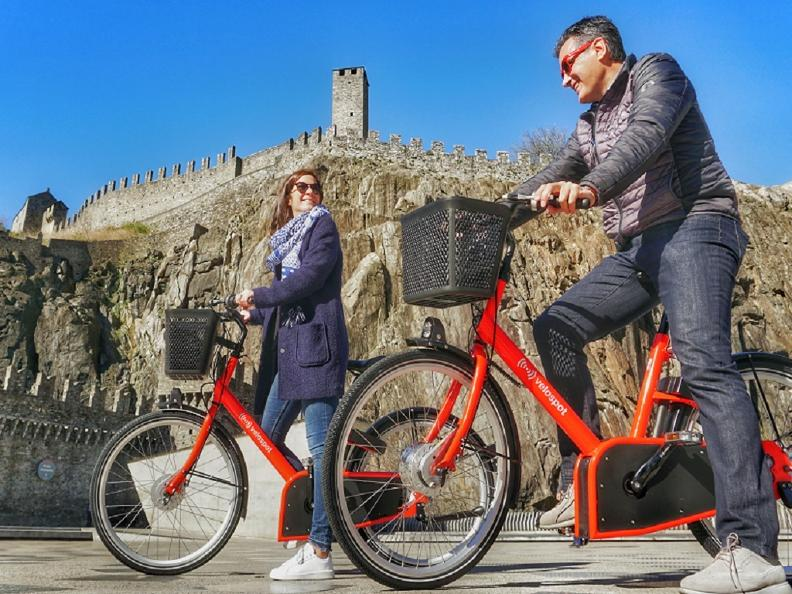 Image 1 - E-bike sharing nel Bellinzonese