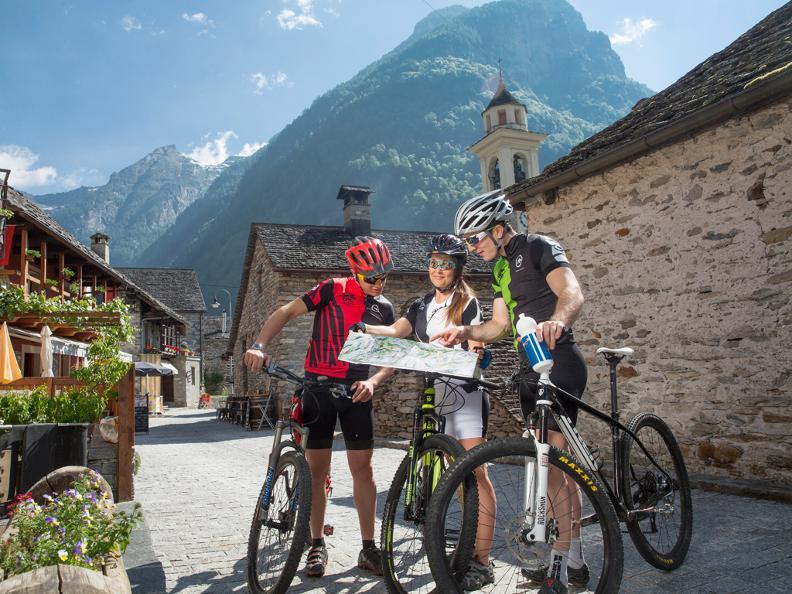 Image 4 - Swiss Bike Hotels in Ticino