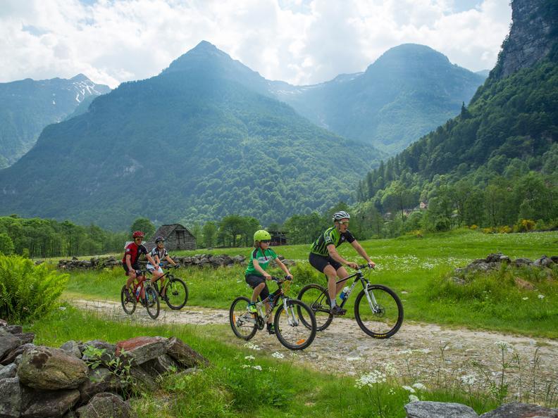 Image 5 - Swiss Bike Hotels in Ticino
