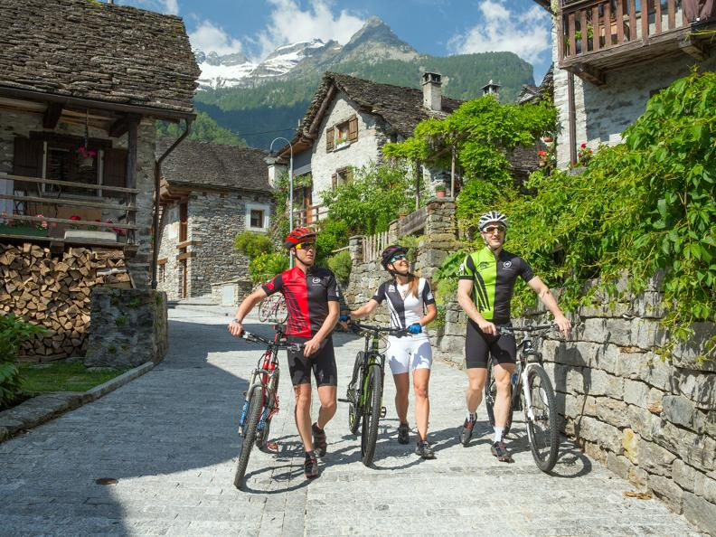 Image 1 - Swiss Bike Hotels in Ticino