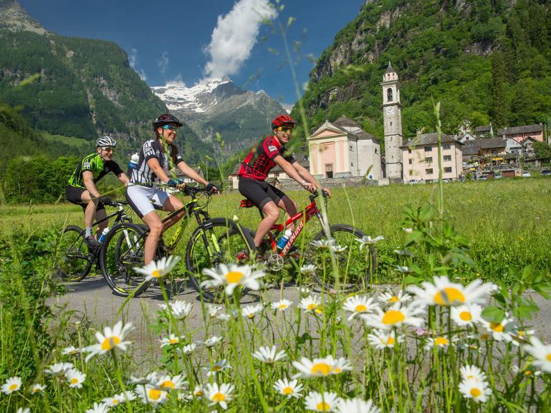 Image 2 - Swiss Bike Hotels in Ticino