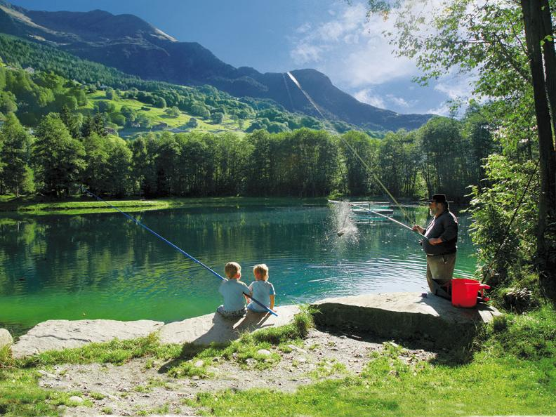 Image 0 - Sports fishing in Ticino