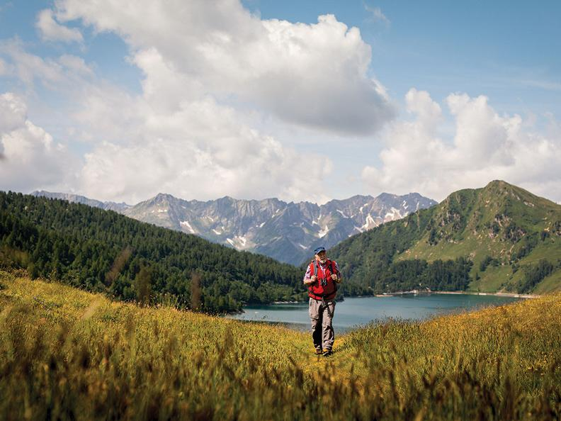 Image 2 - Laghetti alpini: Regione Ritom - Val Piora