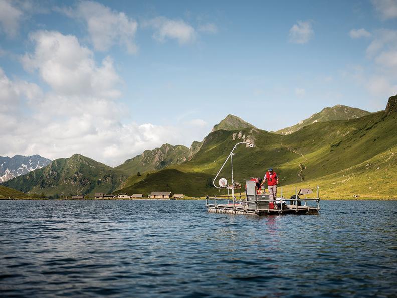 Image 3 - Itinéraire didactique Lago Ritom