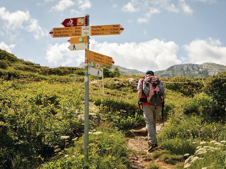 Image 4 - Didactic trail Lago Ritom