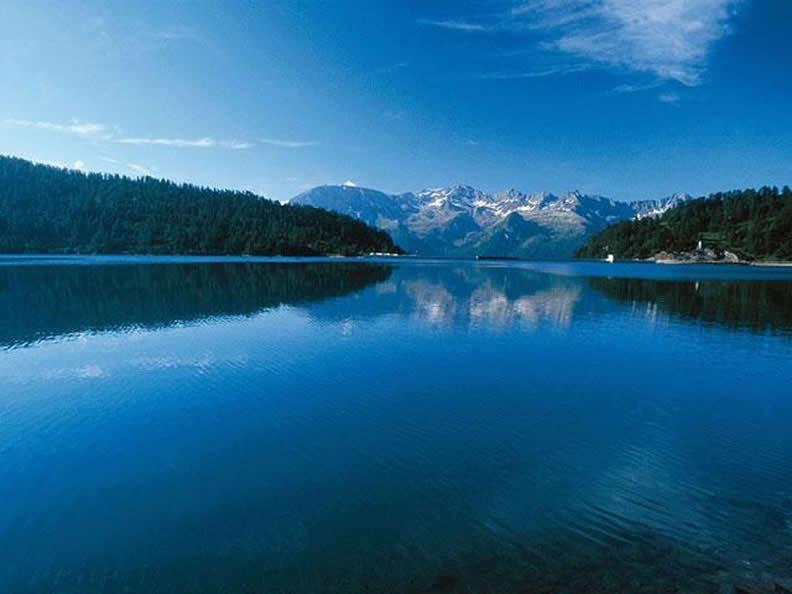Image 0 - Didactic trail Lago Ritom
