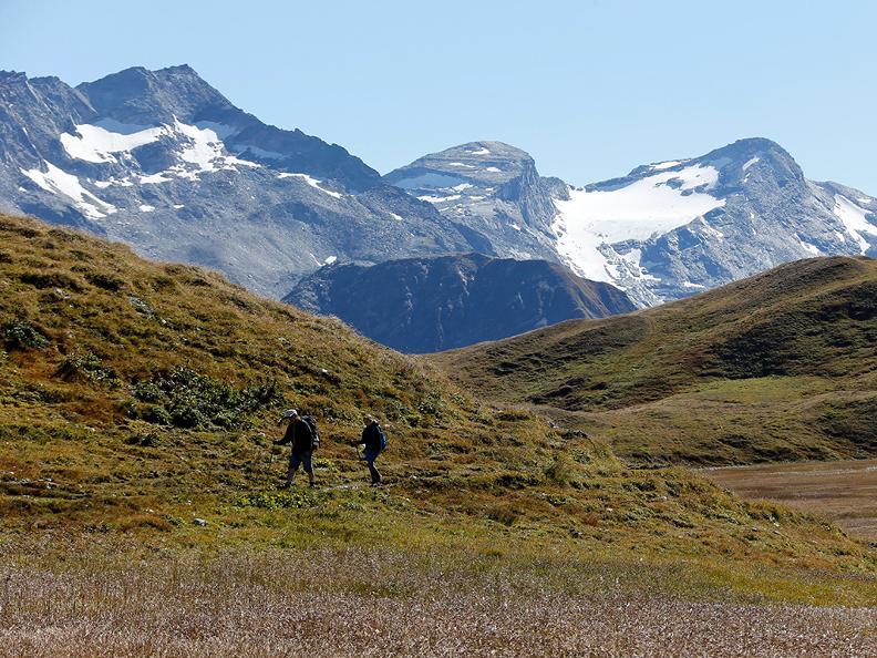 Image 0 - Vacanze a piedi: Sentiero dei passi alpini, Olivone - Ulrichen