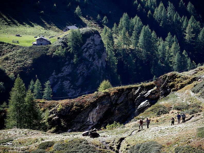 Image 2 - Vacanze a piedi: Sentiero dei passi alpini, Olivone - Ulrichen