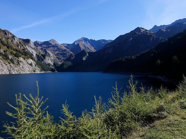 Image 5 - Wanderferien: Alpenpässe Weg, Olivone - Ulrichen