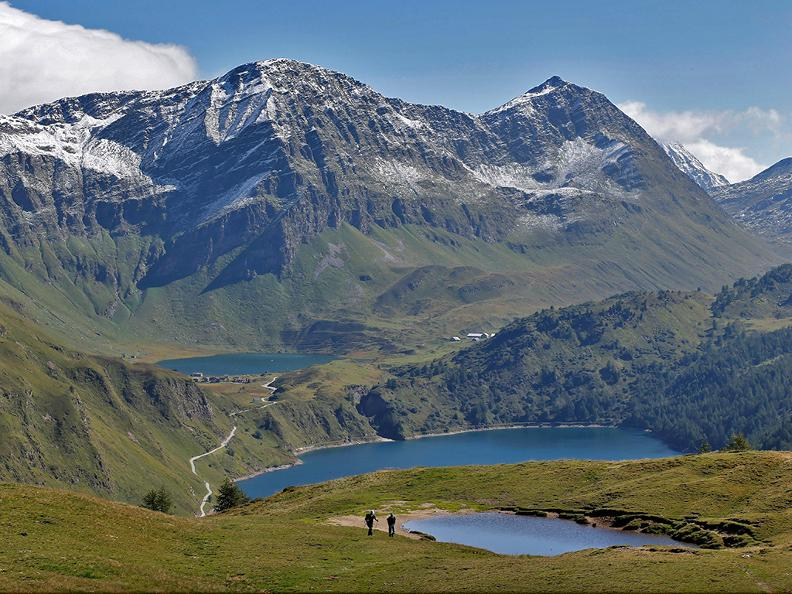 Image 6 - Wanderferien: Alpenpässe Weg, Olivone - Ulrichen