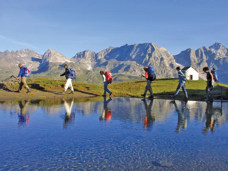 Image 2 - Hiking holidays: Trans Swiss Trail, Gotthard Pass & Strada Alta