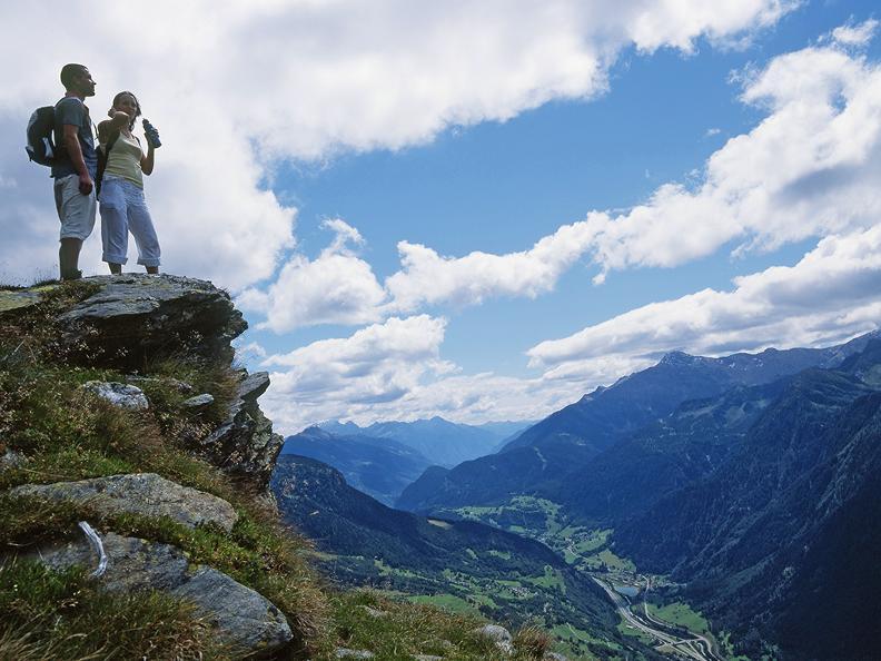 Image 4 - Hiking holidays: Trans Swiss Trail, Gotthard Pass & Strada Alta