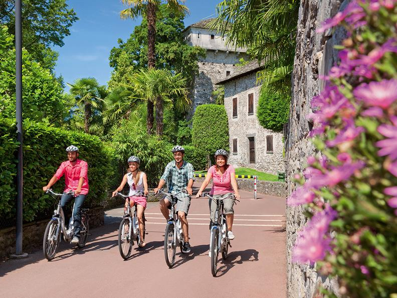 Image 3 - Cycling holidays: Ticino Highlights - Nord-Sud-Route