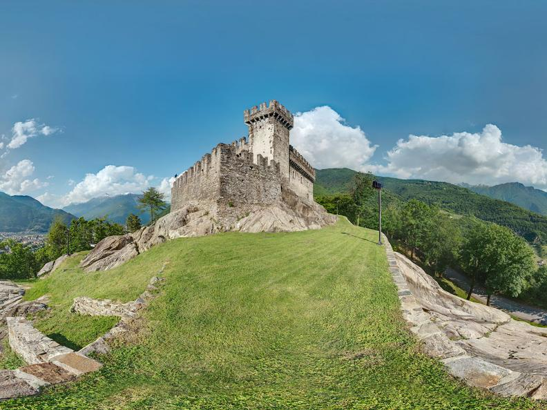 Image 2 - Parks of Bellinzona