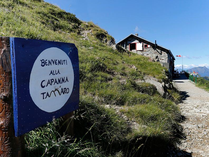 Image 4 - Hiking holidays: Sentiero Lago di Lugano