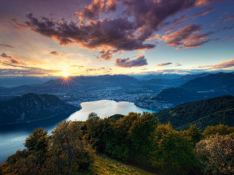 Image 7 - Hiking holidays: Sentiero Lago di Lugano