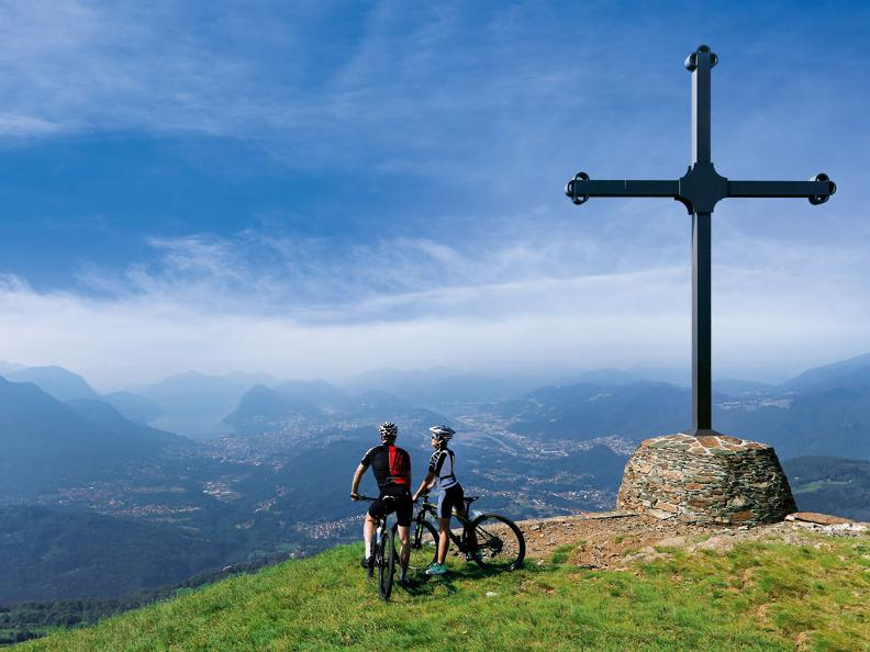 Image 0 - Lugano Bike Nr. 66