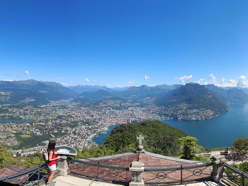 Image 2 - Hiking holidays: Via Gottardo, Bellinzona - Mendrisio