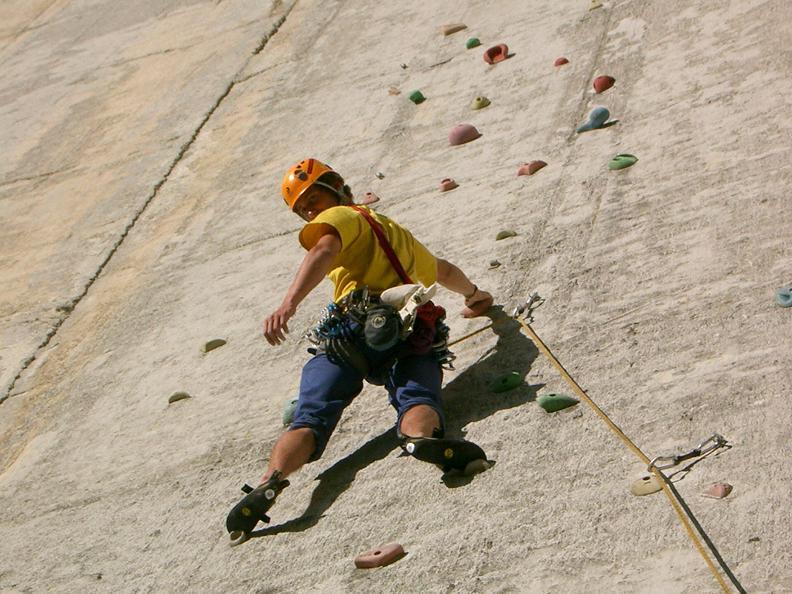 Image 1 - Arrampicata sportiva - Diga del Luzzone