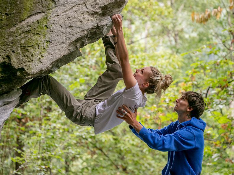 Image 6 - Bouldering au Tessin