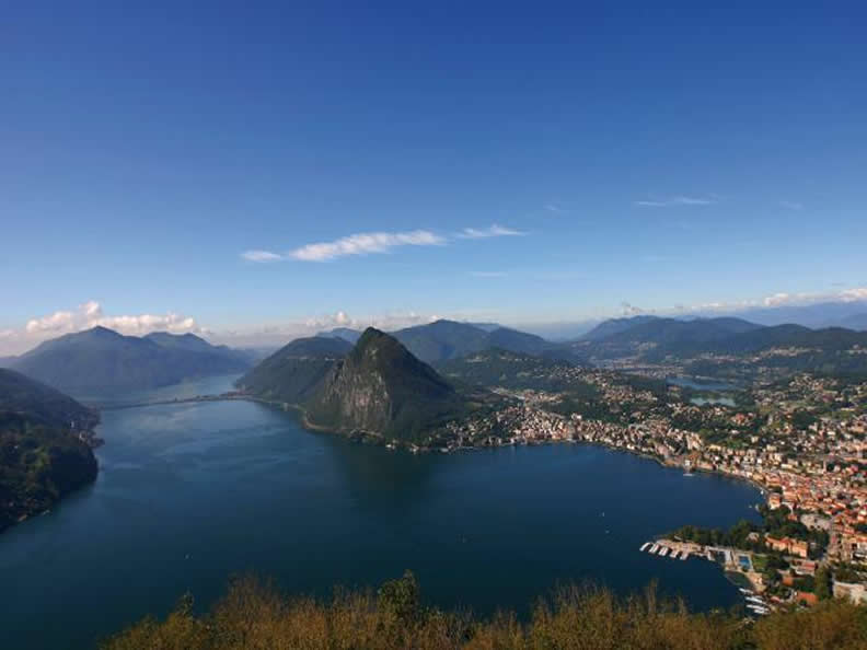 Image 0 - Lugano: the city from the top