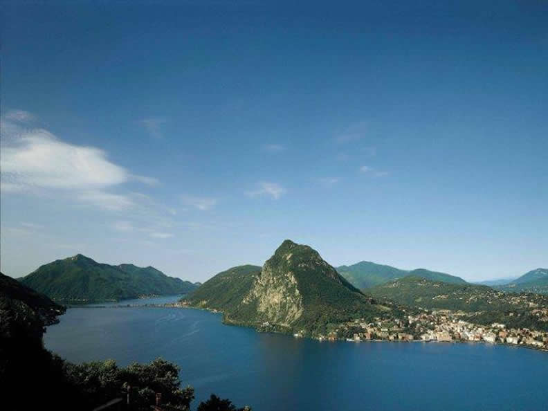 Image 1 - Lugano: the city from the top