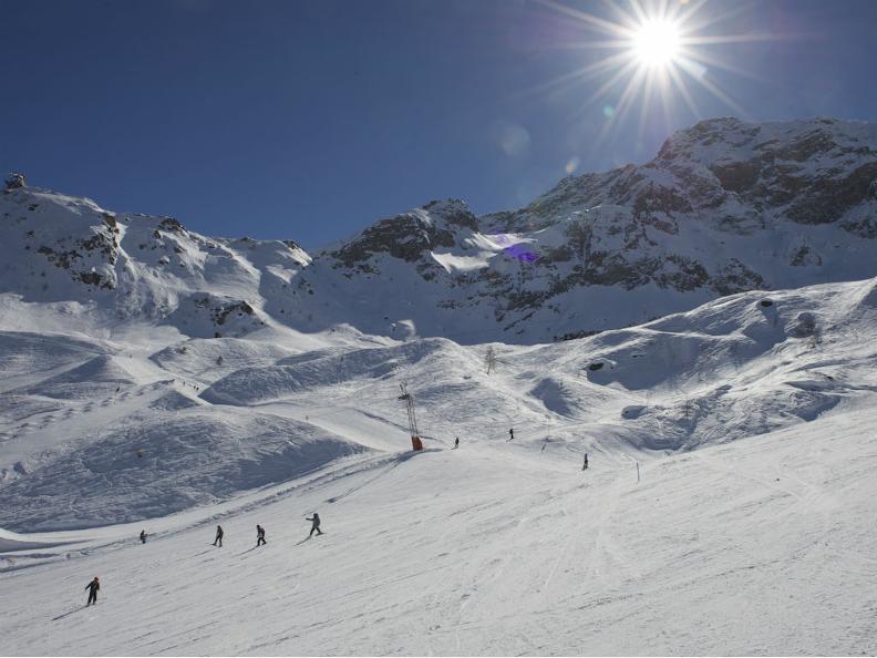 Image 3 - Seilbahnen Airolo-Pesciüm - Winter