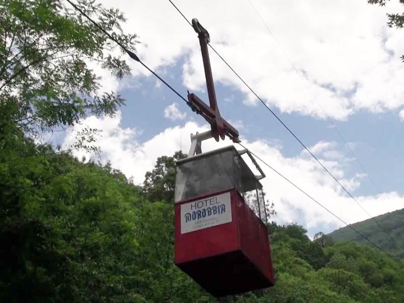 Image 1 - Cable car Camorino-Monti di Croveggia