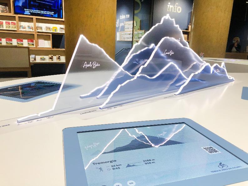 Image 1 - New InfoPoint Bellinzona