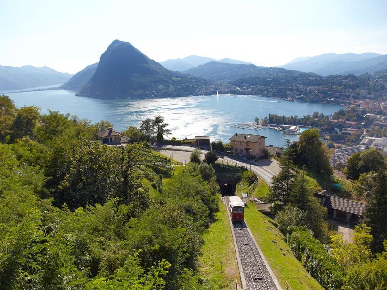 Image 1 - Standseilbahn Monte Brè