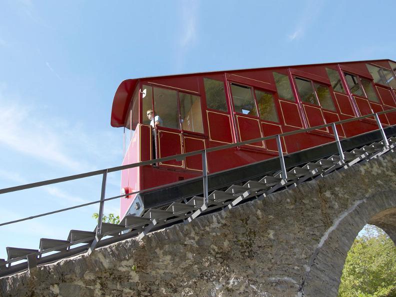 Image 4 - Standseilbahn Monte Brè