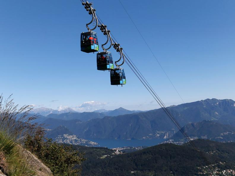 Image 1 - Monte Lema cable car