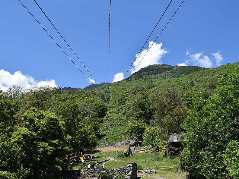 Image 3 - Cablecar Monte Carasso-Mornera