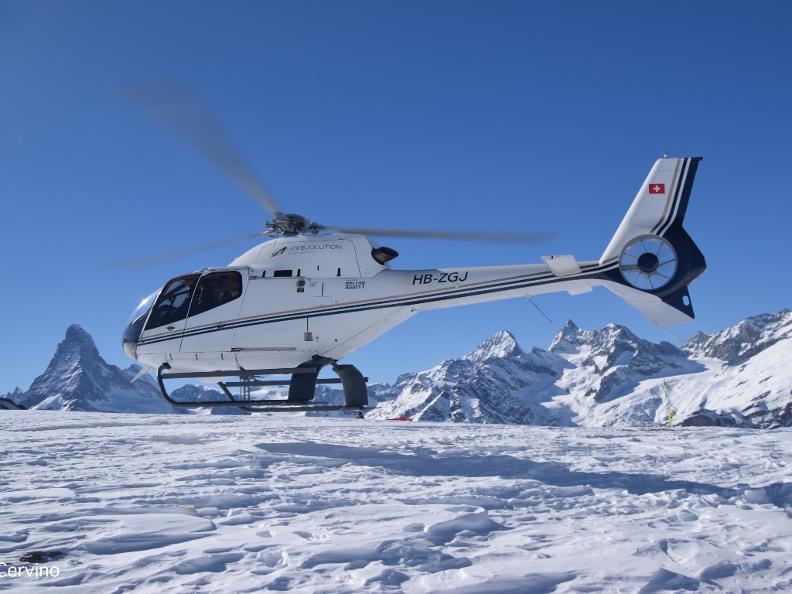 Image 5 - AIR-EVOLUTION LTD - Vols en hélicoptère